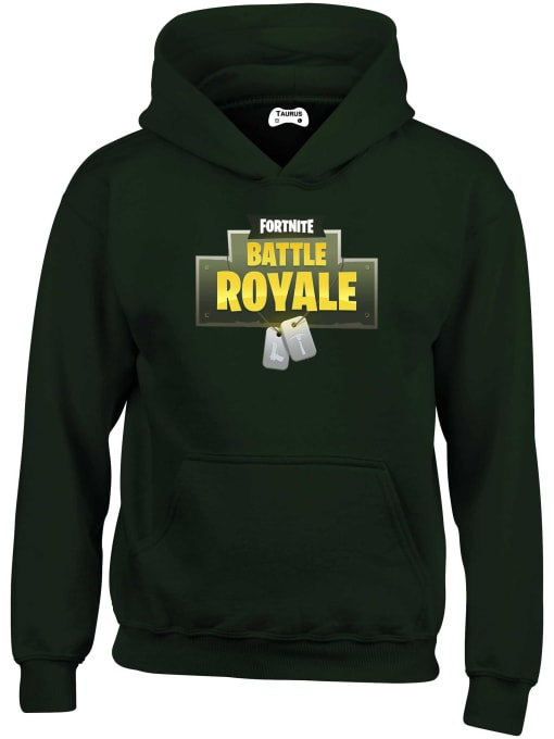 Fortnite Battle Royale Hoodie