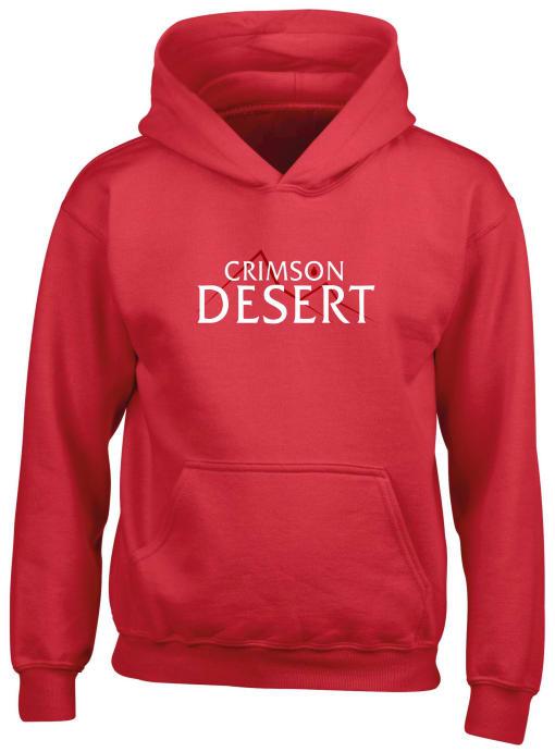Crimson Desert  Hoodie