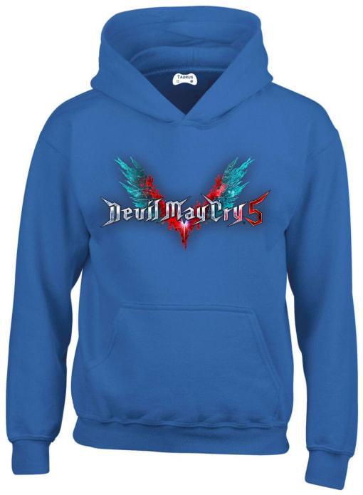 Devil May Cry 5 LOGO  Hoodie