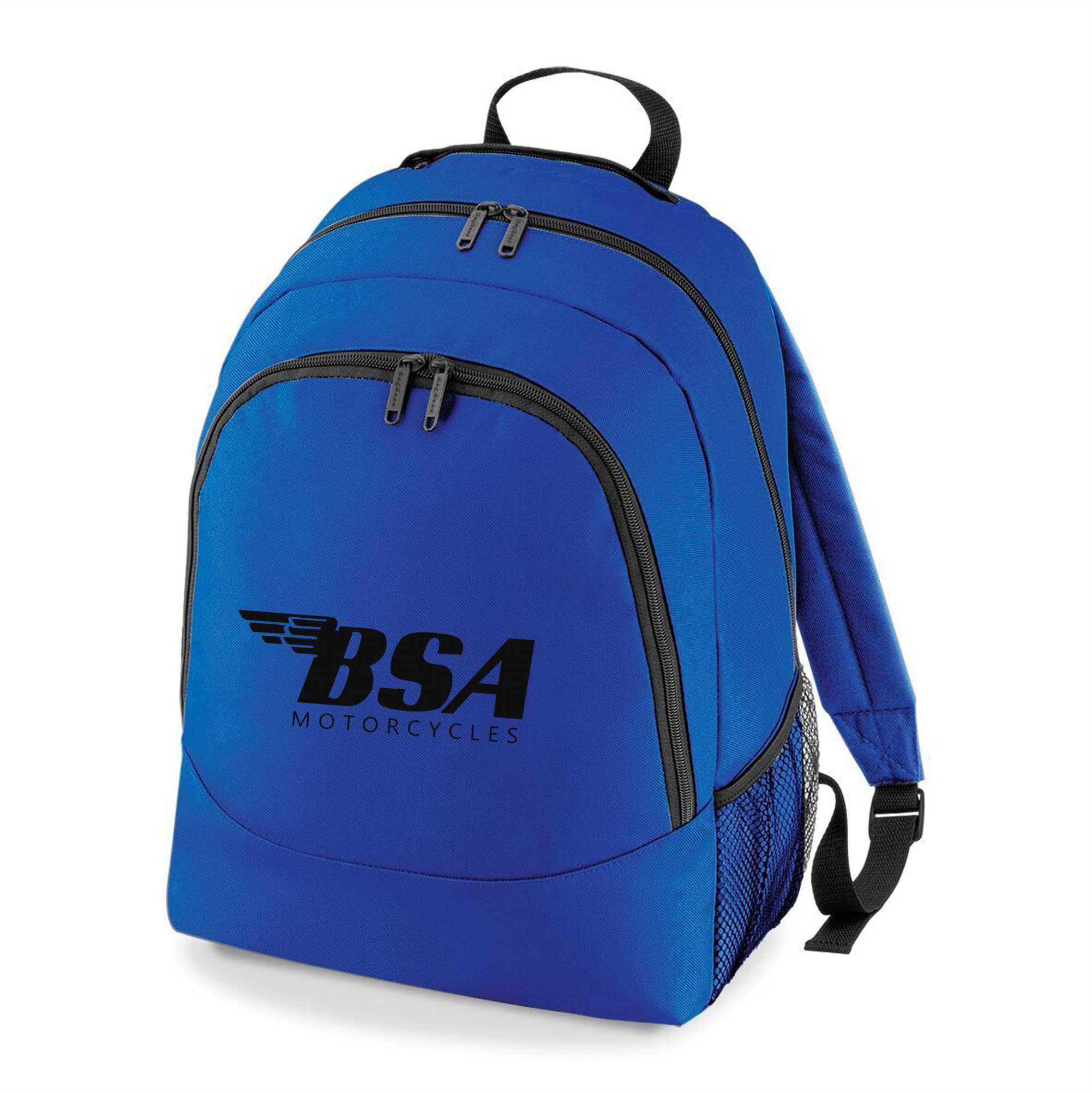 BSA Motorcycles Rucksack Bag