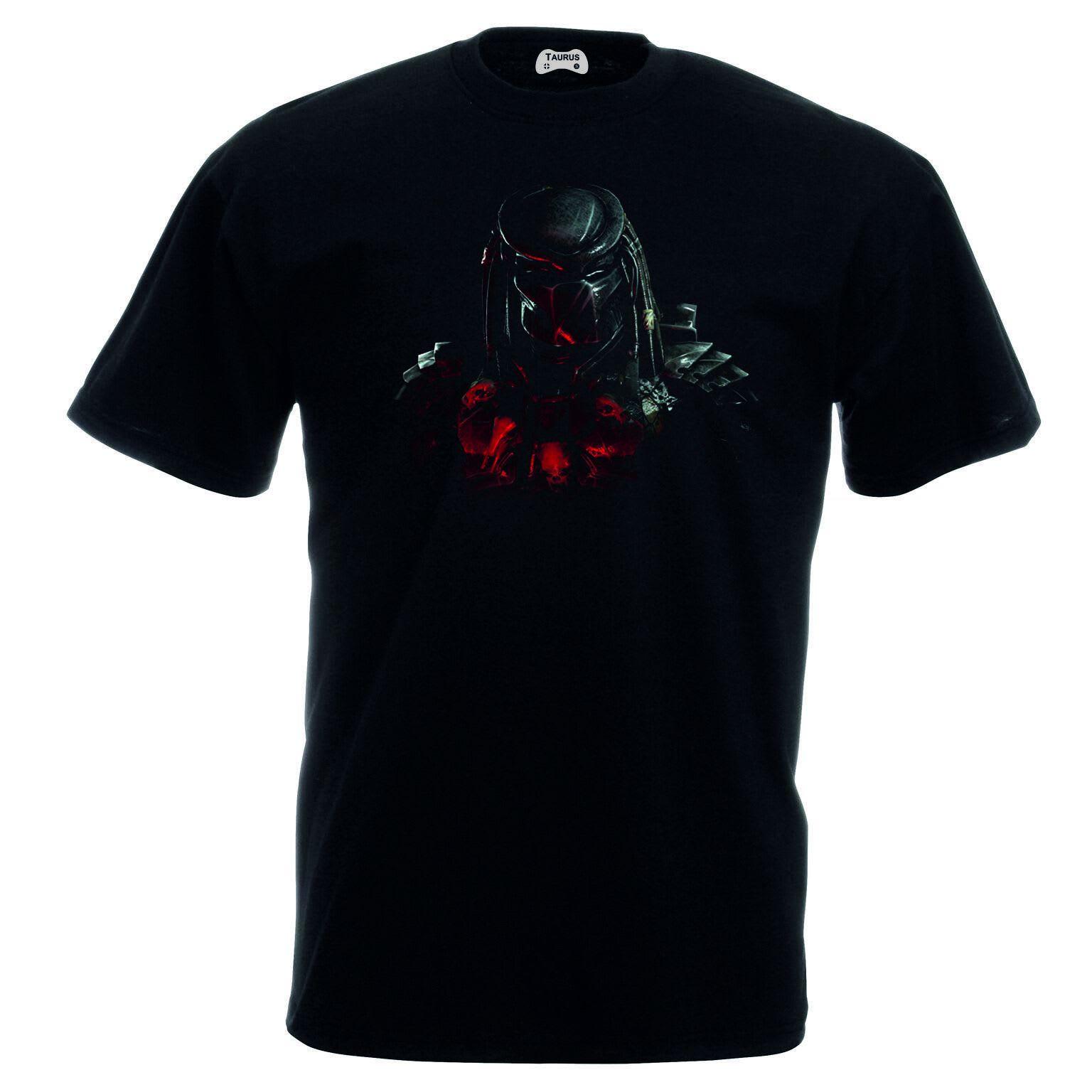 Alien V Predator T-Shirt Predator Alone