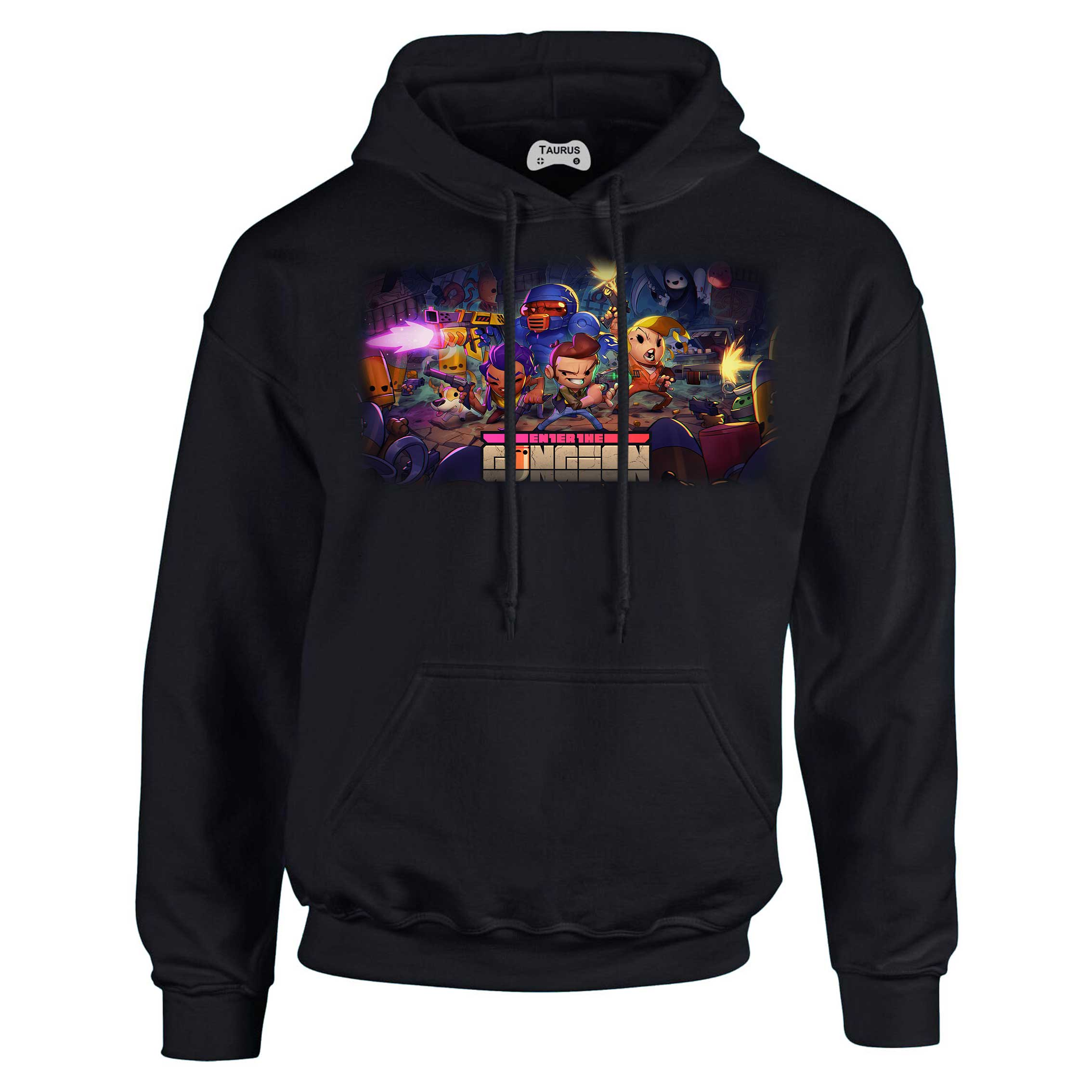 Enter The Gungeon Hoodie Indie