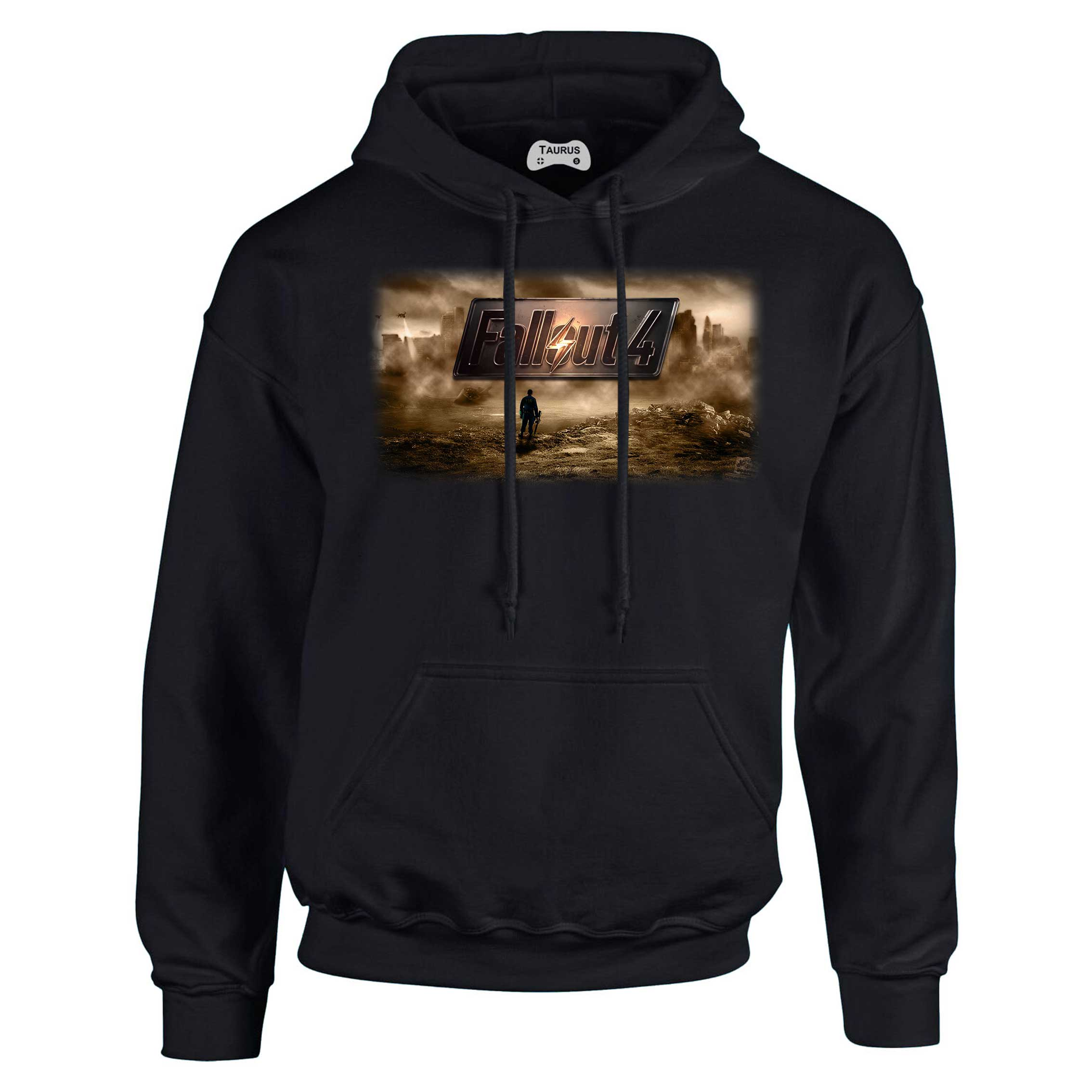 Fallout 4 Hoodie Sand