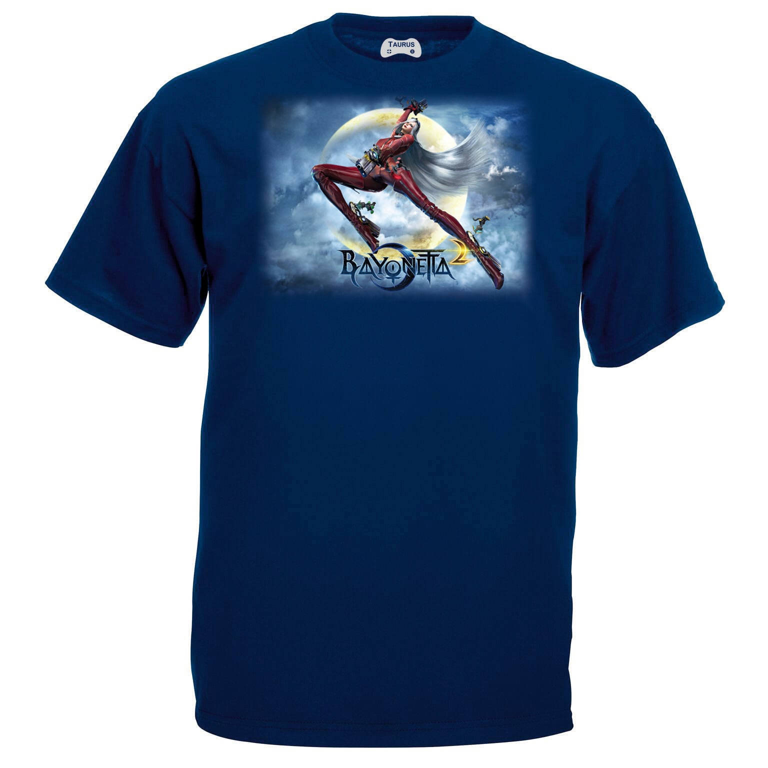Bayonetta T-Shirt Hunter