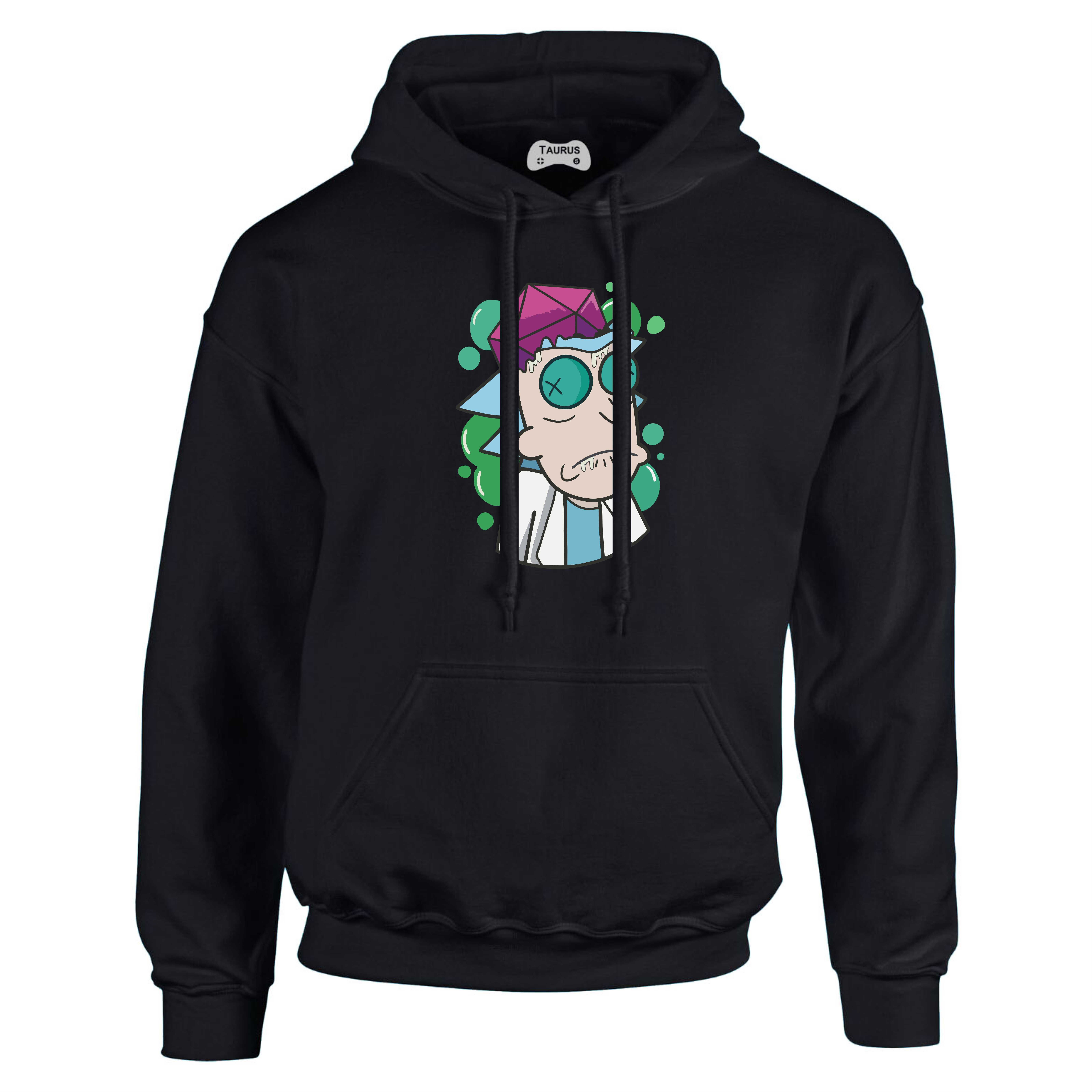 Rick And Morty Hoodie New