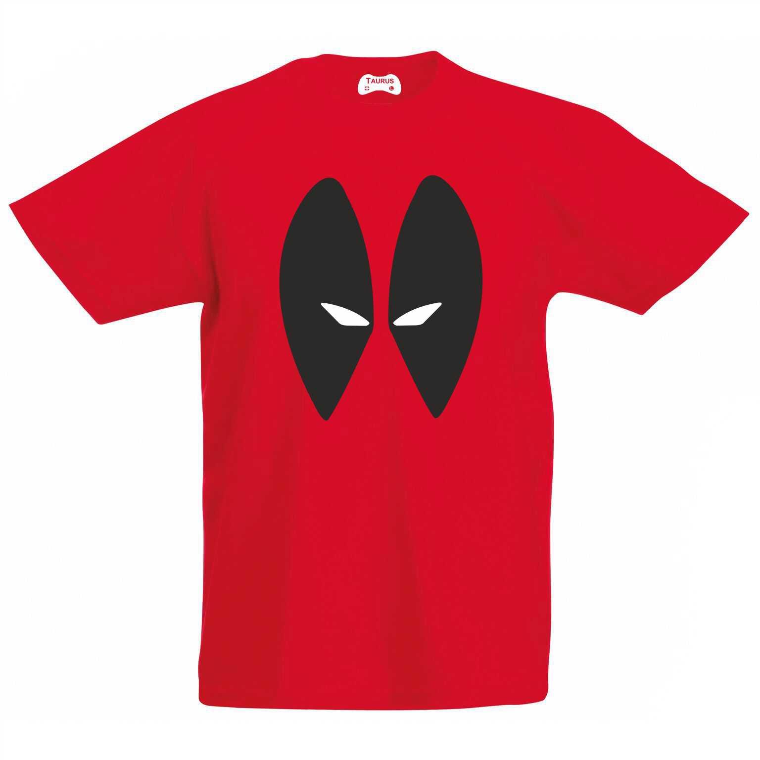 Deadpool Kids T-Shirt  Front