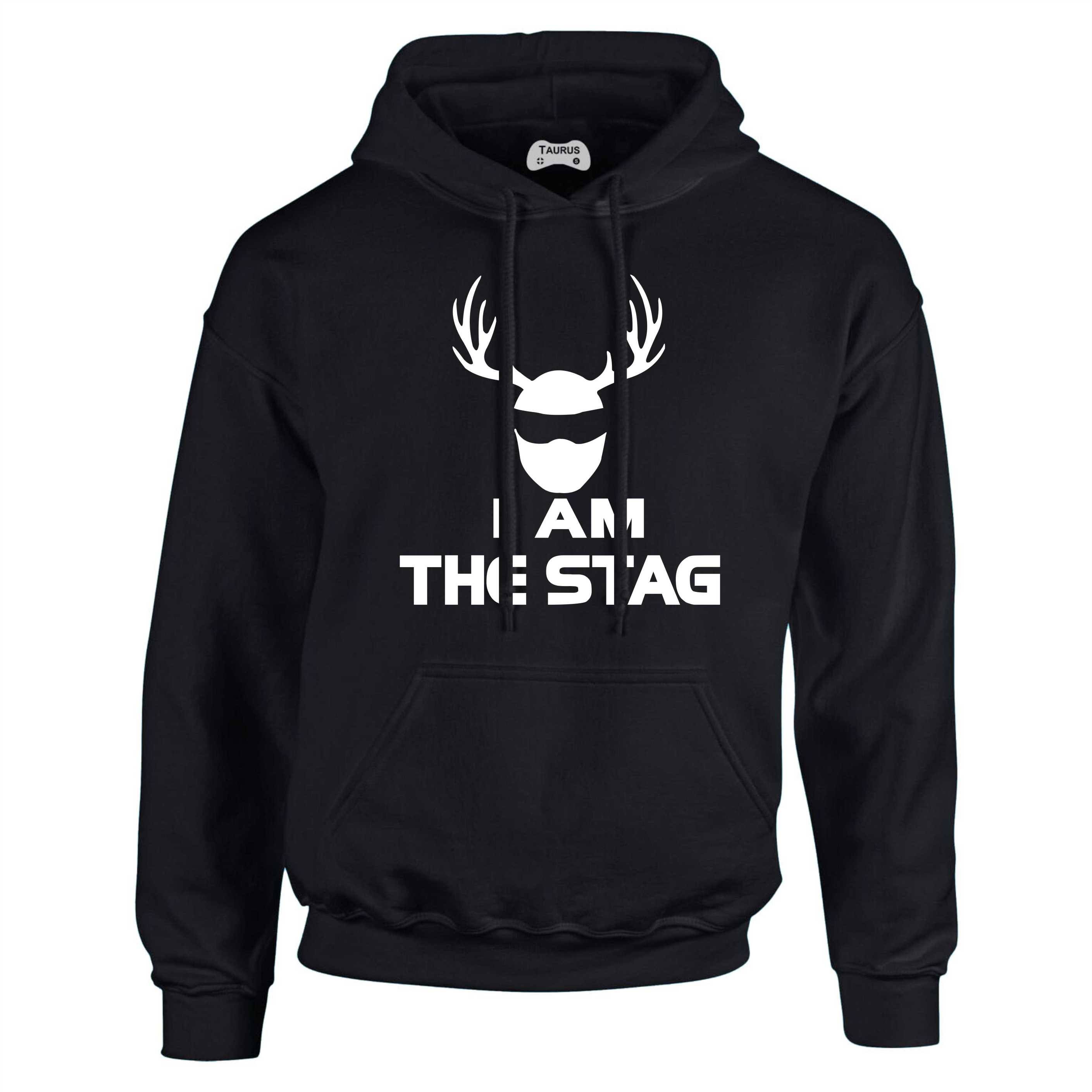 I Am The Stag Hoodie