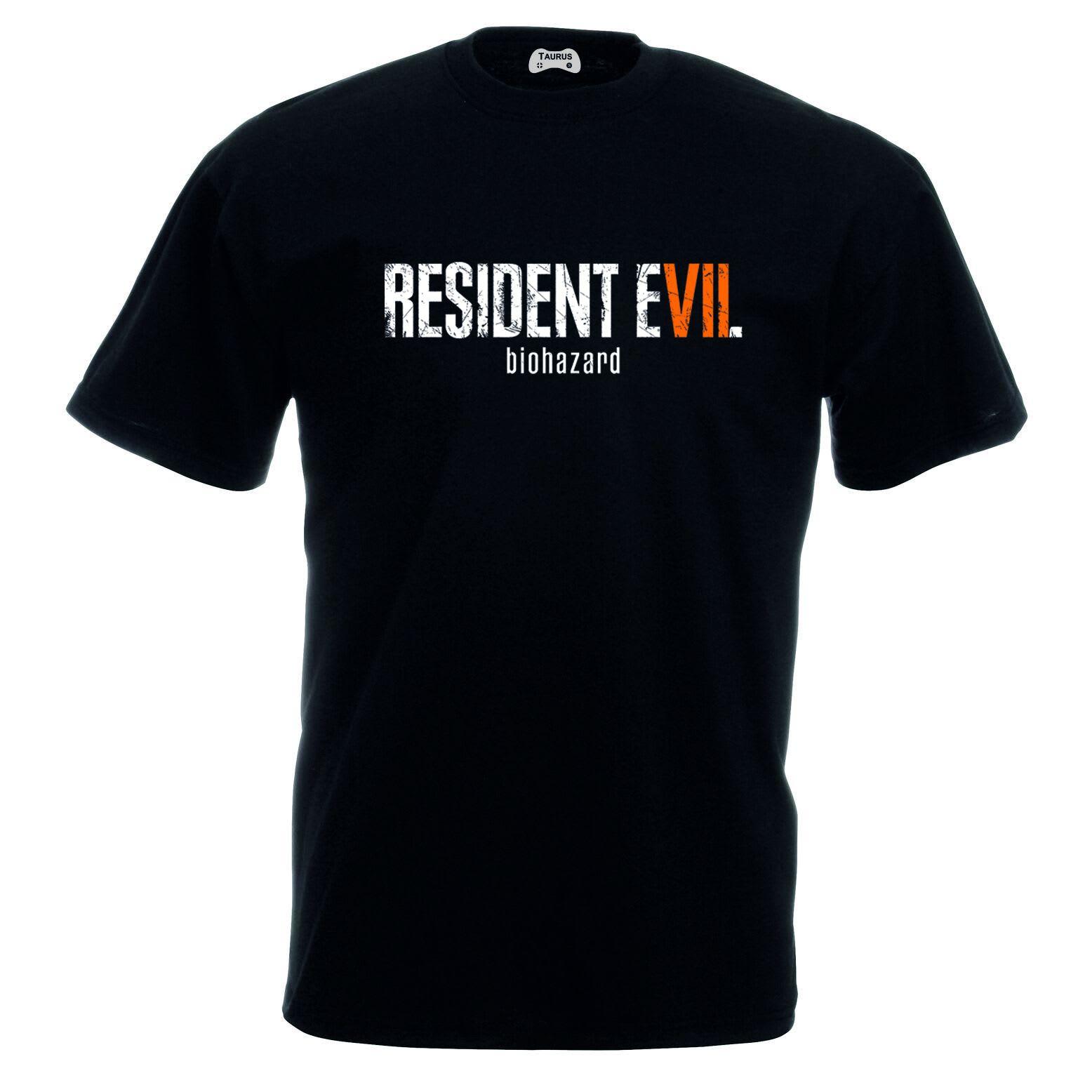 Resident Evil 7 T-Shirt Emblem