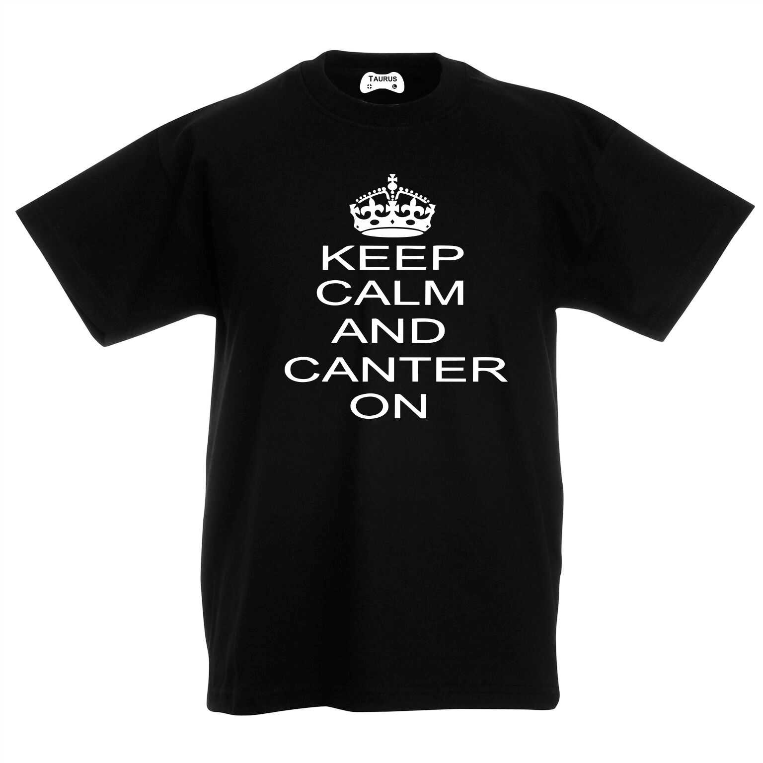 Canter On Kids T-Shirt