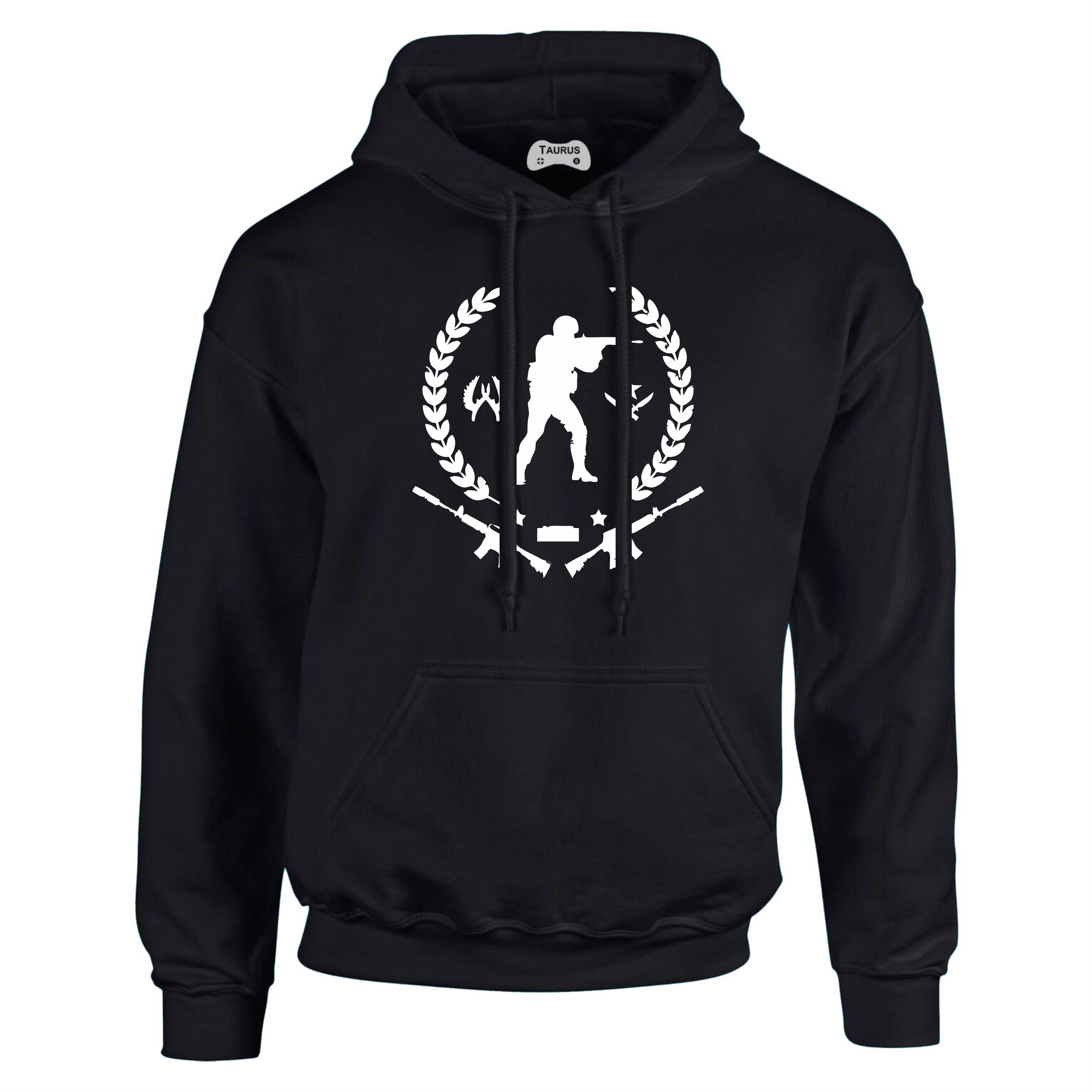 Counterstrike Hoodie Emblem