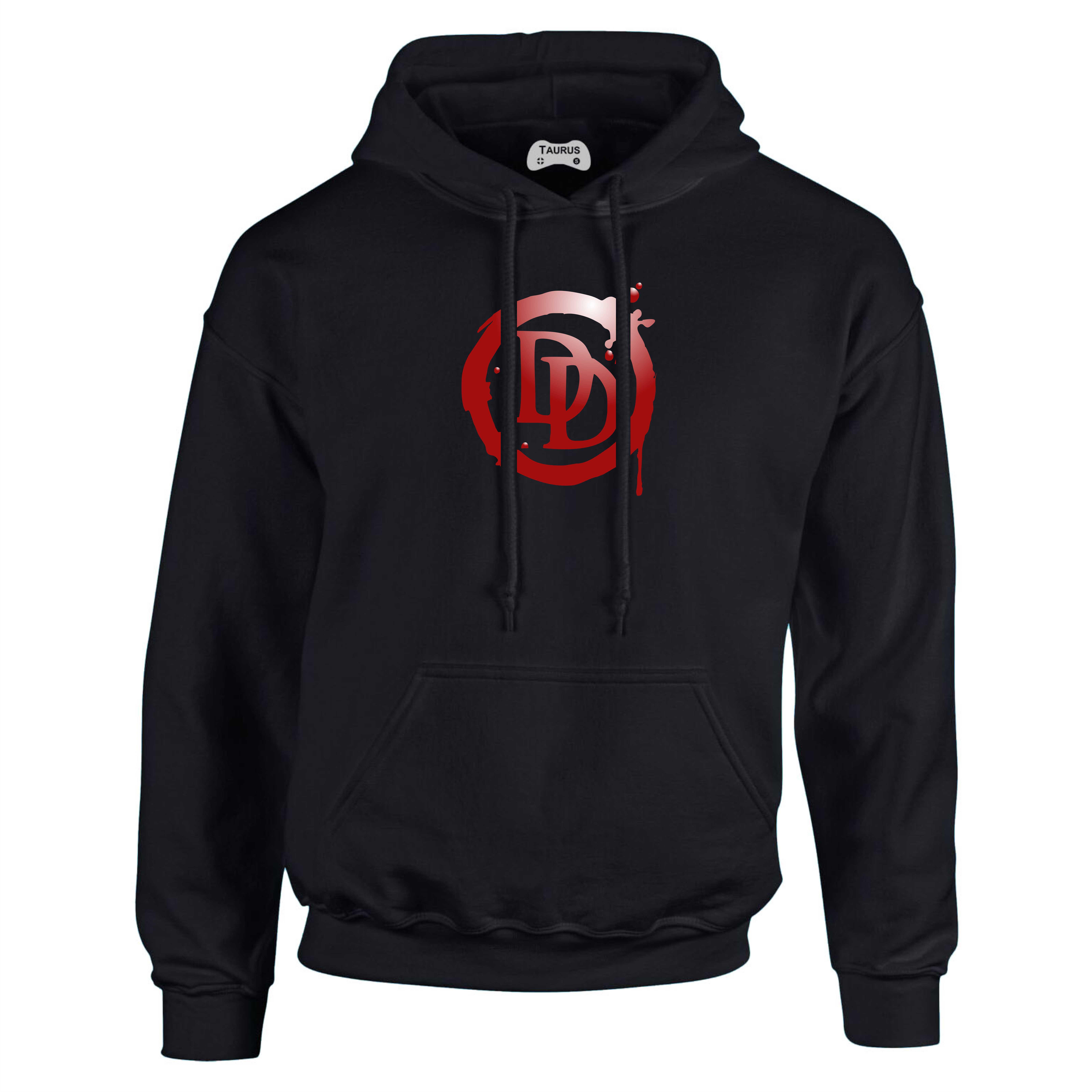Daredevil Hoodie Symbol