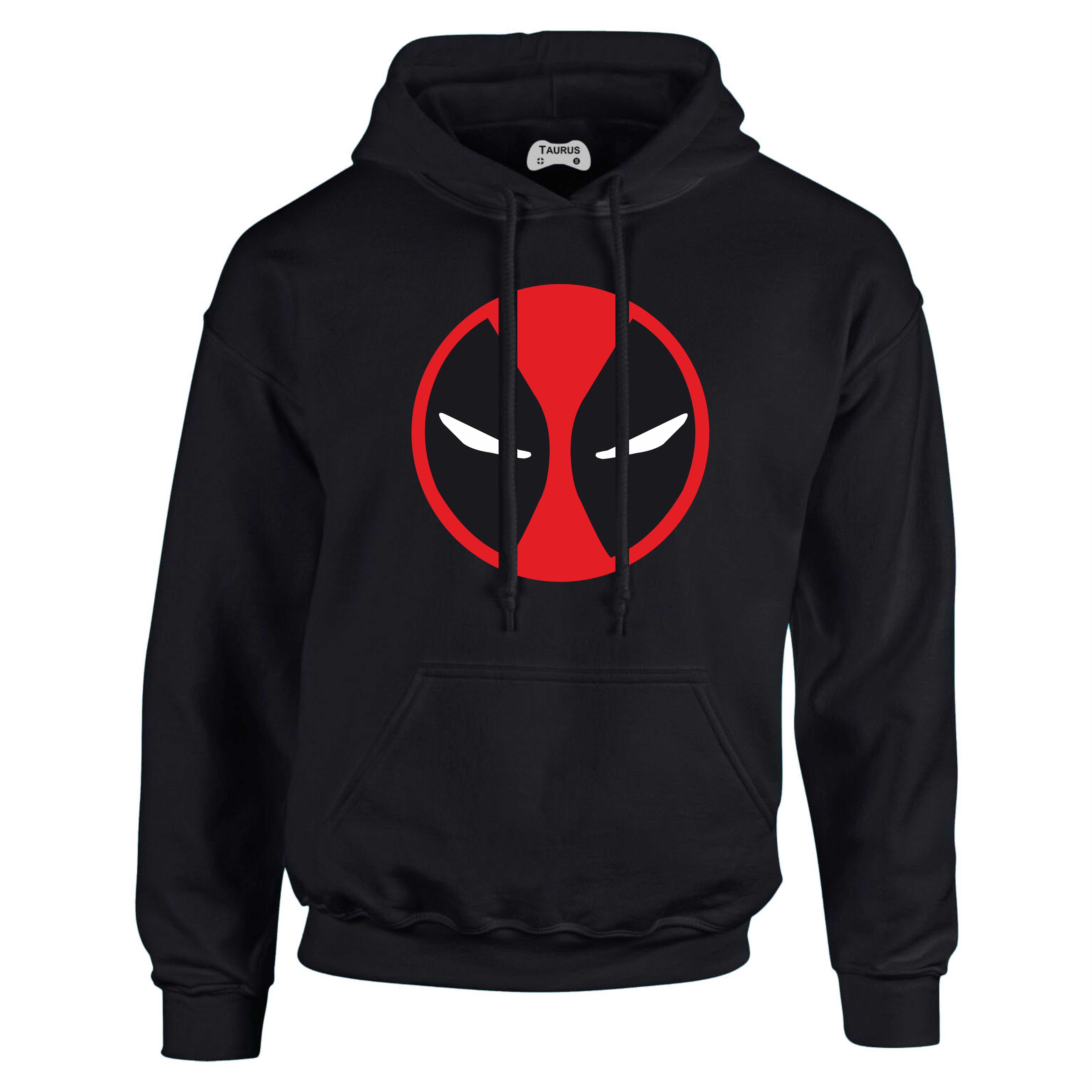 Deadpool Hoodie Logo