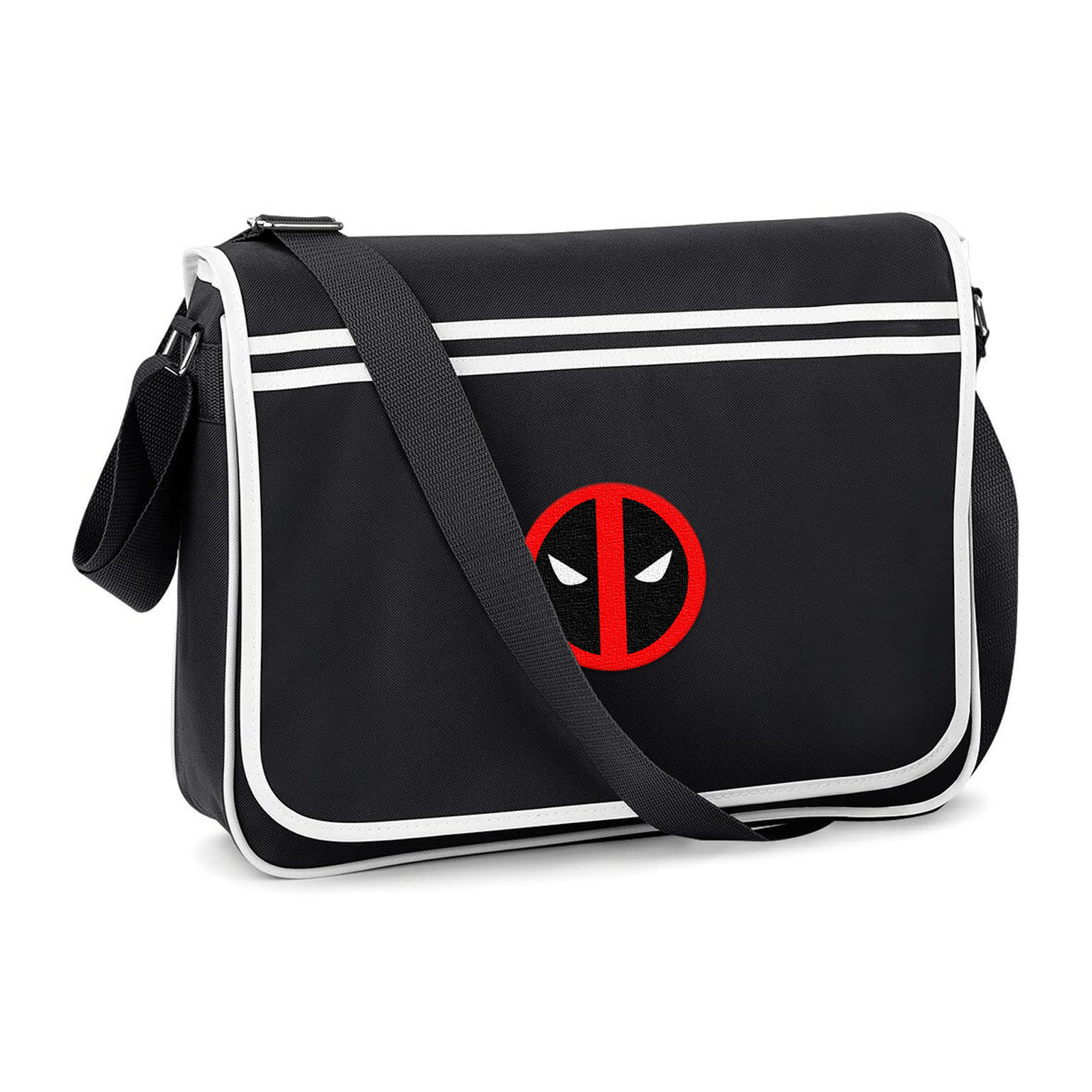Mr Deadpool Geek Messenger Bag