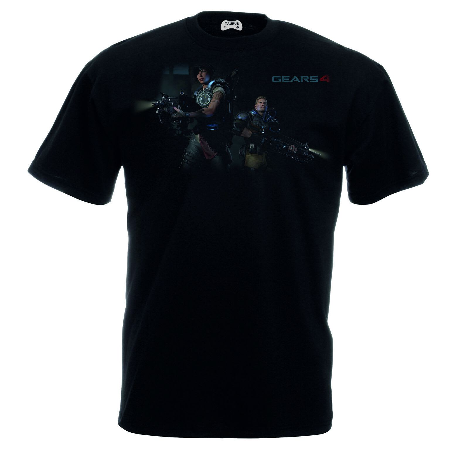 Gears of War 4 T-Shirt Battle