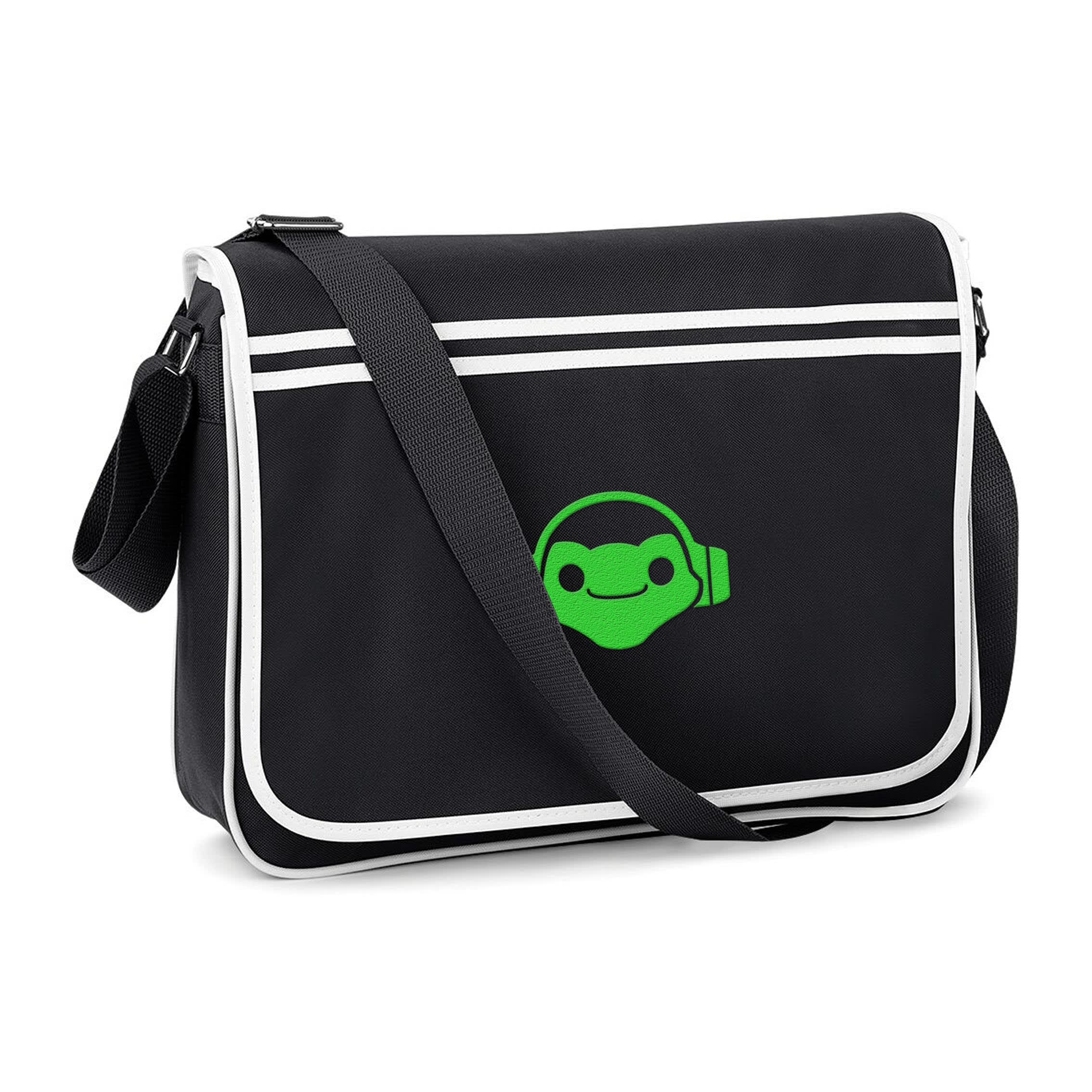 Overwatch Lucio Messenger Bag