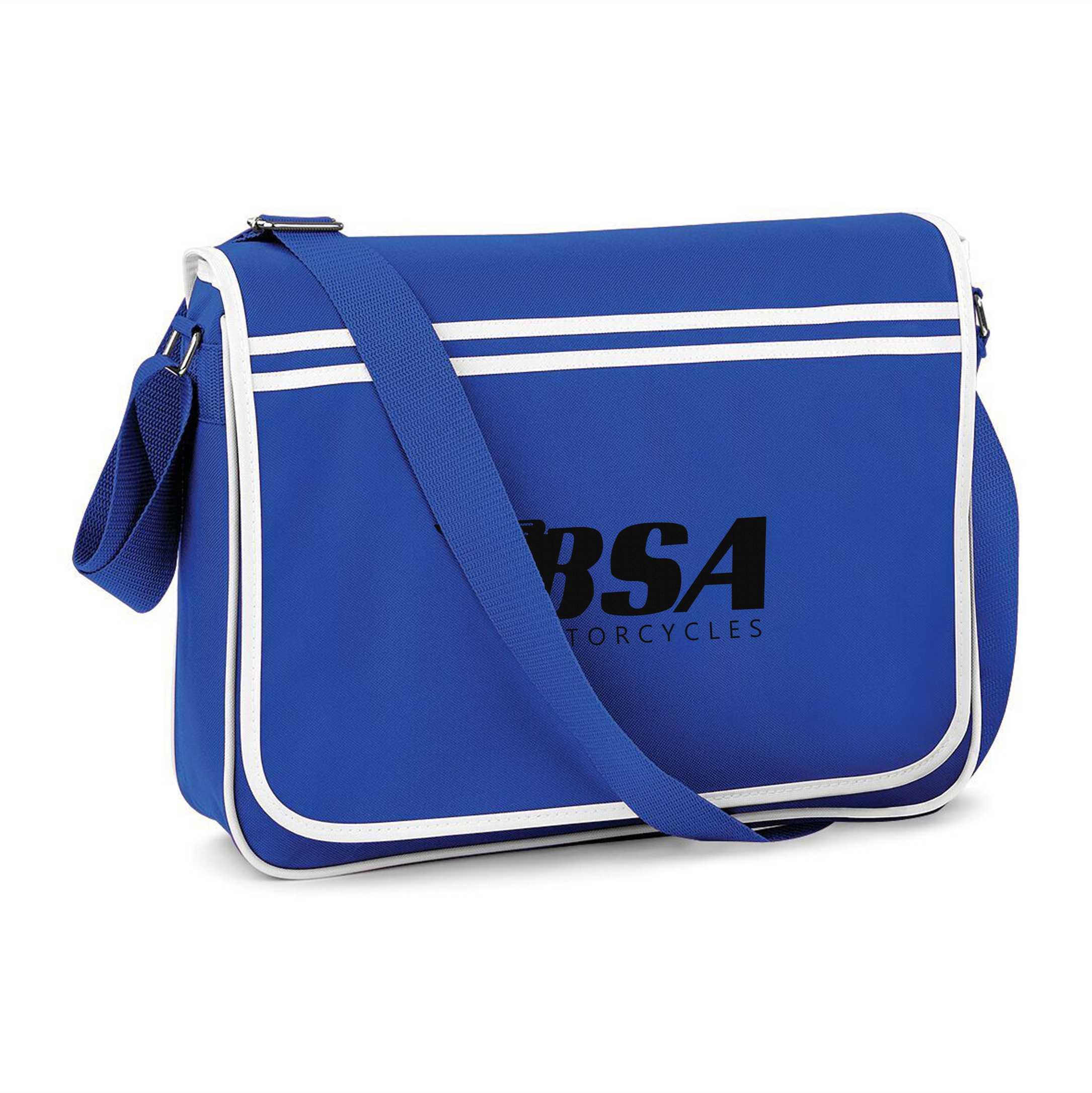 BSA Motorcycles Messenger Bag