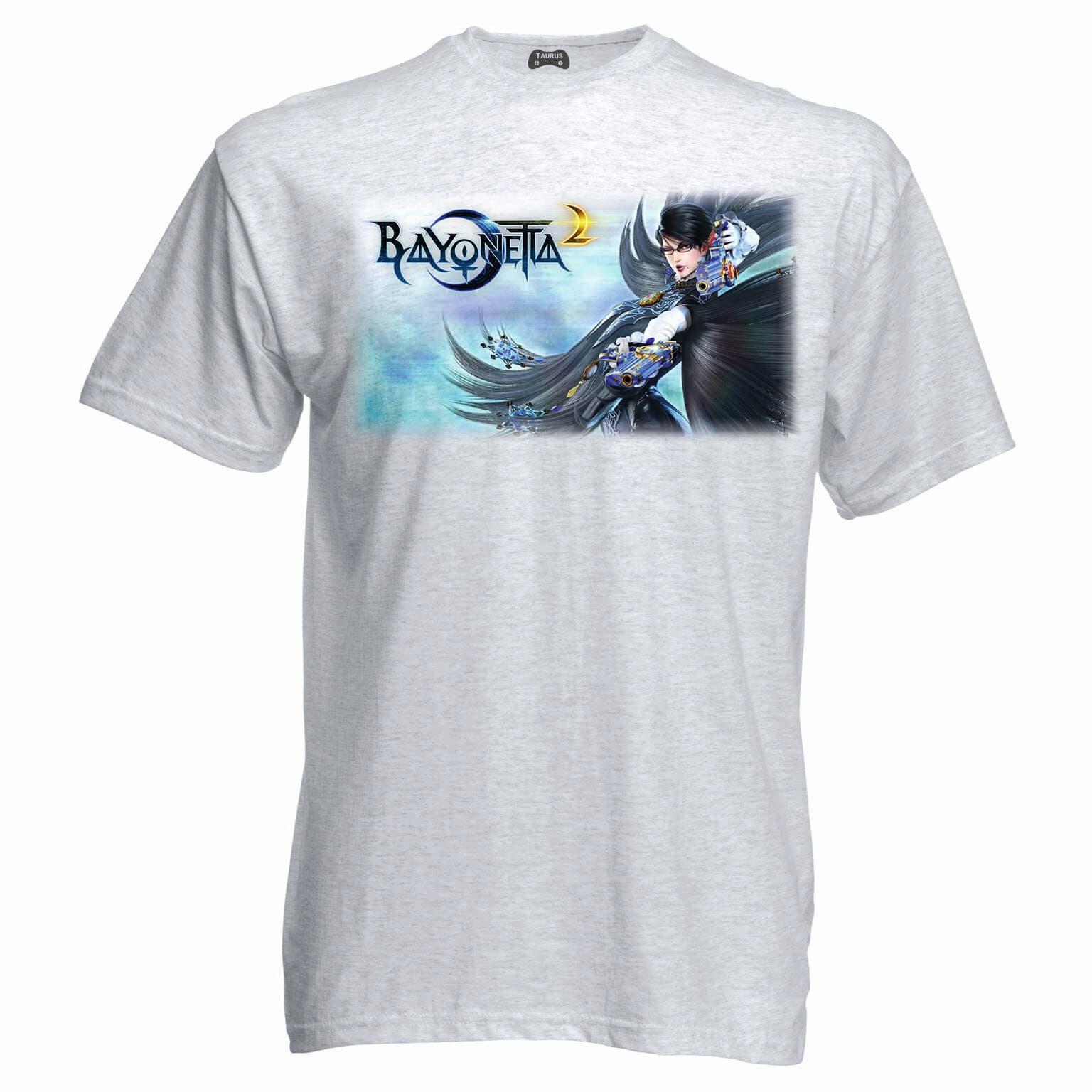 Bayonetta T-Shirt Aura