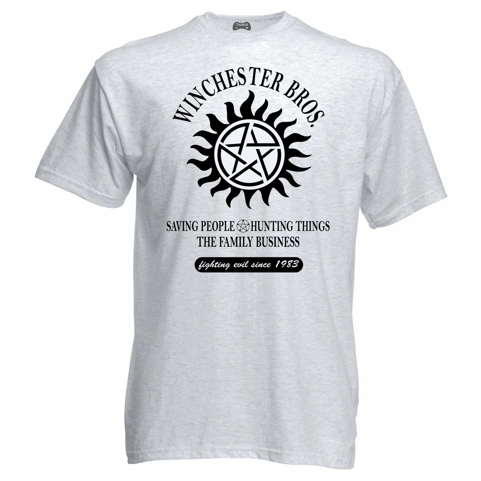 Supernatural Winchester T-Shirt