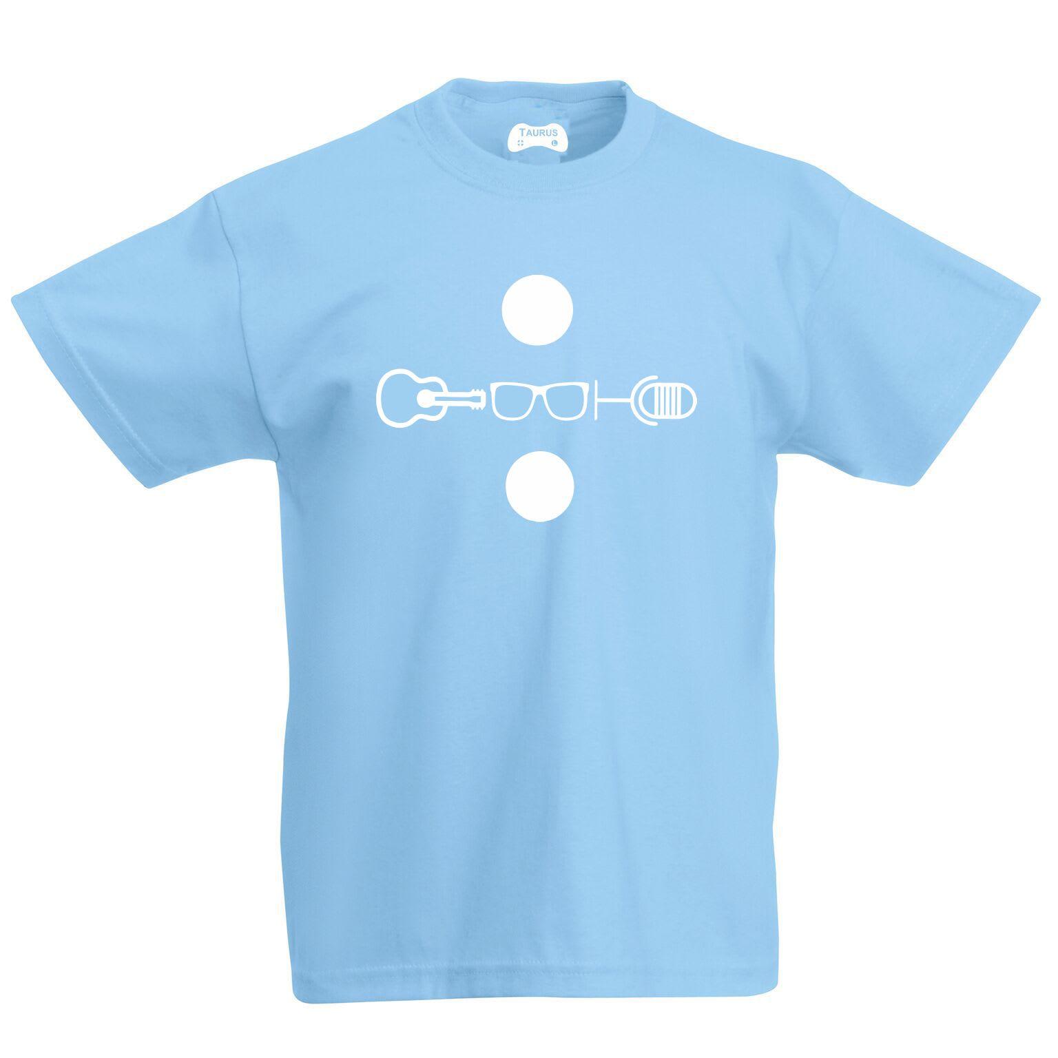 Ed Sheeran Kids T-Shirt Divide