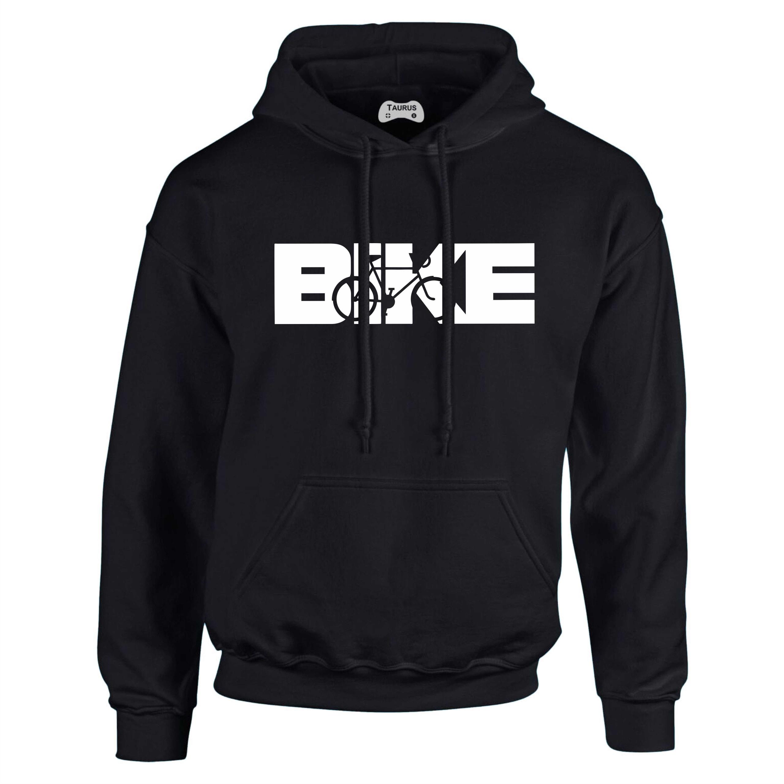 Bike Hoodie Symbol