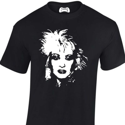 Cyndi Lauper 80's Legend Retro T Shirt