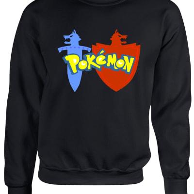 Pokemon Sword and Shield Sweatshirt
