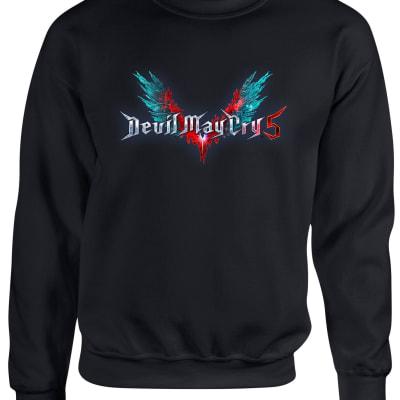 Devil May Cry 5 LOGO Sweatshirt