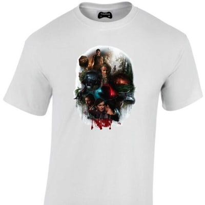 The Last of Us Part 2 Gaming T Shirt (5)