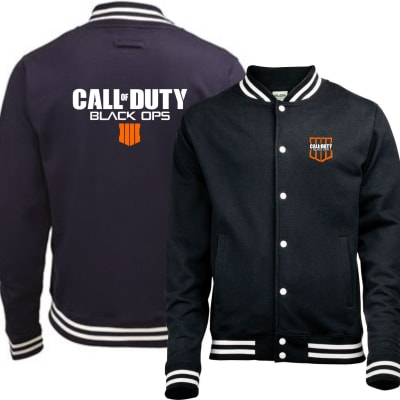Call of Duty: Black Ops 4 College Jacket
