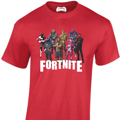 Fortnite Heroes T-shirt