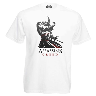 Assassins Creed T-Shirt Ezio