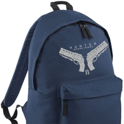 Hunter Gunslinger Rucksack Destiny