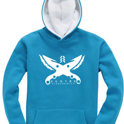 Hunter Bladedancer Contrast Hoodie Destiny