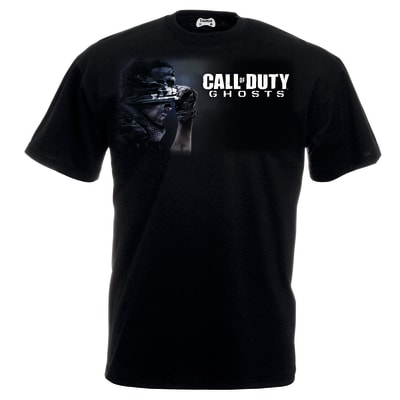 Call Of Duty Ghost T-Shirt Scene