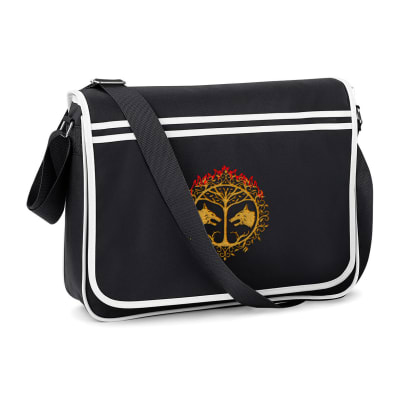 Special Iron Banner Messenger Bag