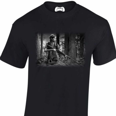 The Last of Us Part 2 Gaming T Shirt (3)