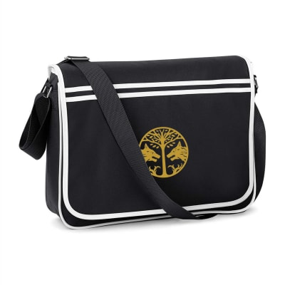 Iron Banner Messenger Bag