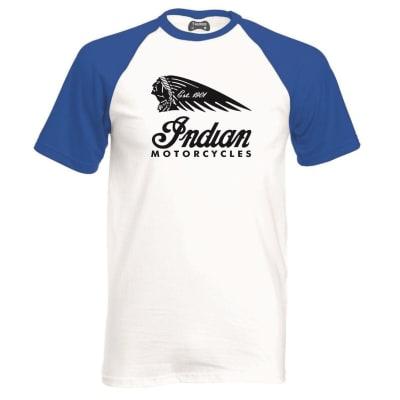 Indian Motorcycles Raglan T-Shirt