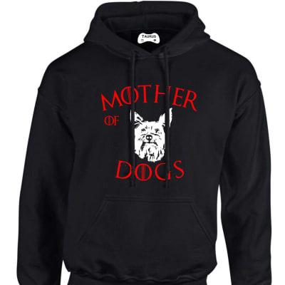AUSTRALIAN TERRIER MOTHER OF DOGS HOODIE