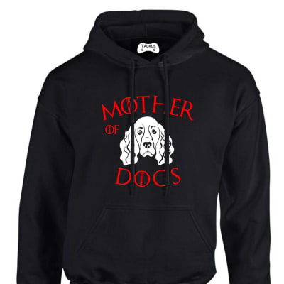 COCKER SPANIEL MOTHER OF DOGS HOODIE