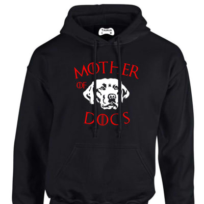 LABRADOR  MOTHER OF DOGS HOODIE