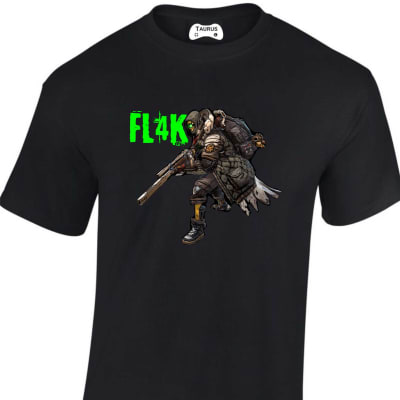 Borderlands 3 FL4K T Shirt