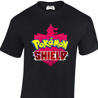 Pokemon Shield T Shirt