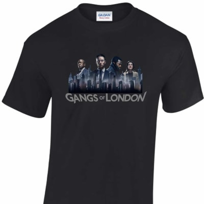 Gangs of London T Shirt (1)