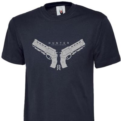 Hunter Gunslinger T-Shirt Destiny