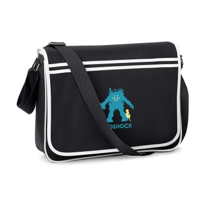 BioShock Big Daddy Messenger Bag