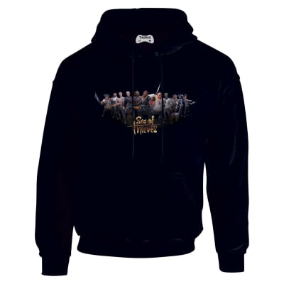 Sea Of Thieves Pirate hoodie