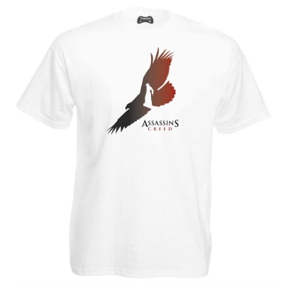 Assassins Creed T-Shirt Ezio Bird