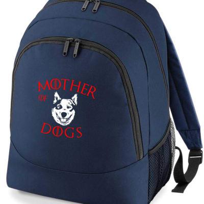 AUSTRALIAN CATTLE DOG  MOTHER OF DOGS RUCKSACK