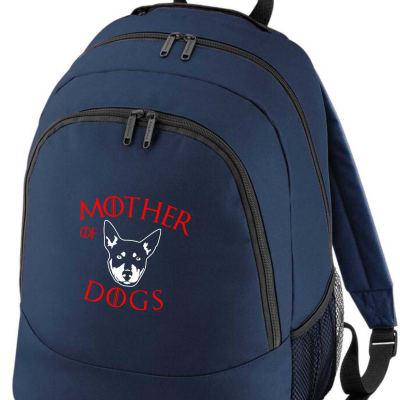 AUSTRALIAN KELPIE  MOTHER OF DOGS RUCKSACK